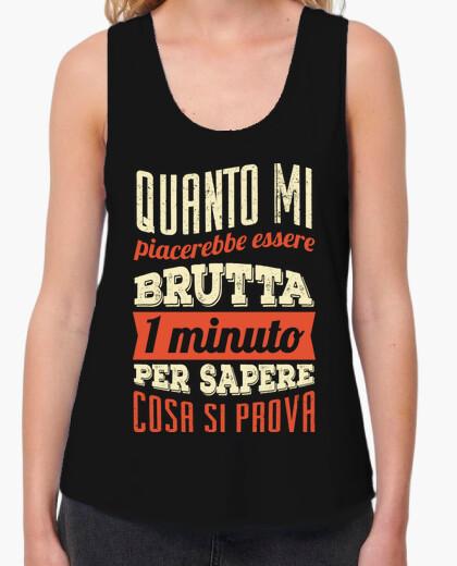 T-shirt brutta 1 minuto
