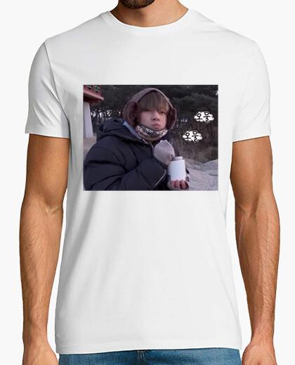 Camiseta BTS tae meme
