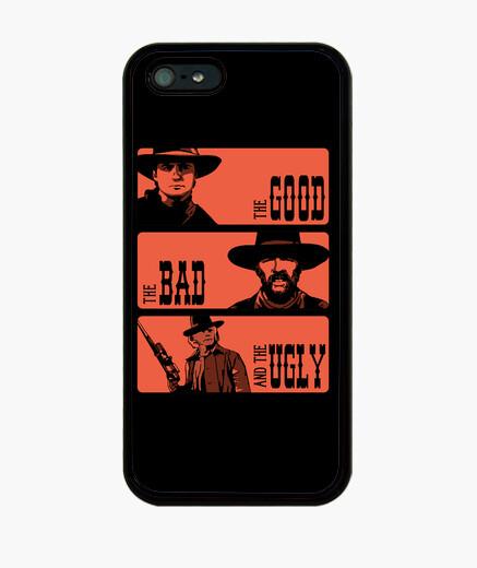 Coque iPhone BTTF: Le bon, la brute et le truand