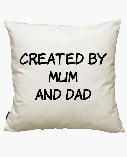 Fodera cuscino bu creato mum e dad