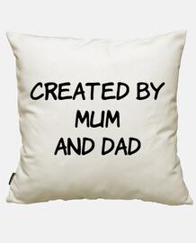 bu creato mum e dad