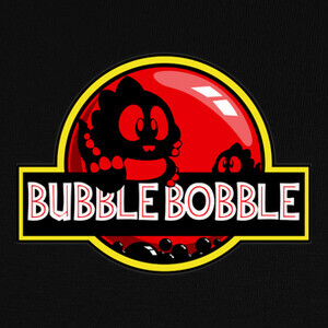 Camisetas Bubble Bobble