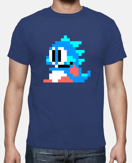 Camisetas bubble bobble - bob