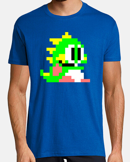 Camisetas bubble bobble - bub