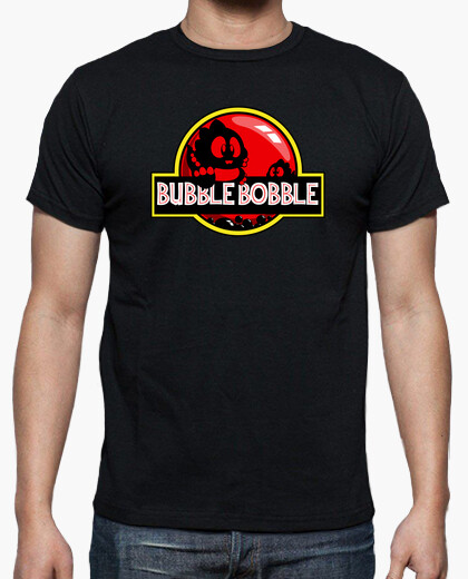 Camiseta Bubble Bobble Park