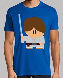 Bubble Luke Skywalker