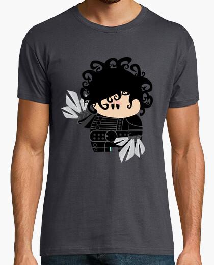 Camiseta Bubble Manos Tijeras