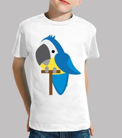 Bubble Parrot