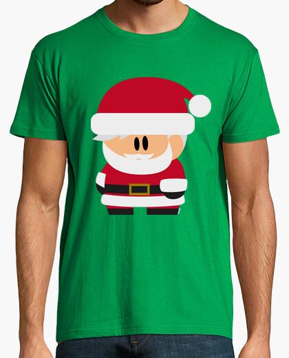 T-shirt bubble santa