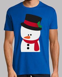 Bubble Snowman