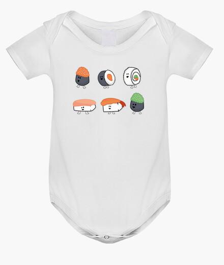 Bubble sushi collection children's clothes