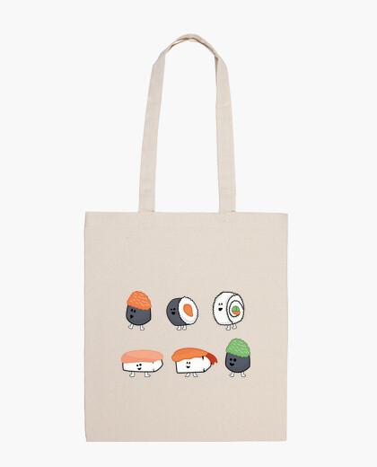 Bolsa Bubble Sushi Collection
