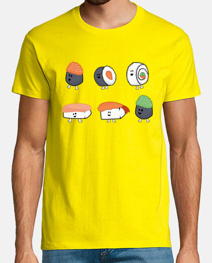 Bubble Sushi Collection