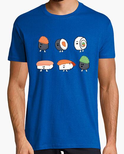 Camiseta Bubble Sushi Collection