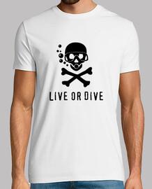 buceo pirata