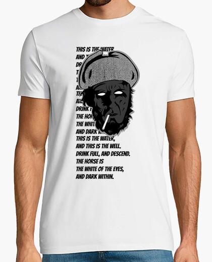 Tee-shirt bûcheron