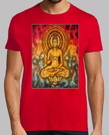 Buda del amor modelo hombre