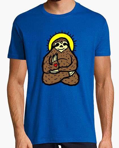 Camiseta buda pereza