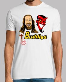 Buddies (Colegas) - Jesucristo y Satanás