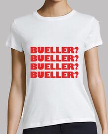 Bueller Womens T-Shirt
