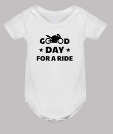 buen día para un paseo / moto / motocic