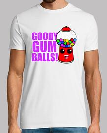 buenas bolas de goma
