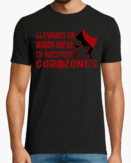 Camiseta Buenaventura Durruti