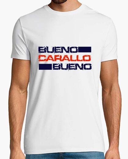 Camiseta BUENO CARALLO BUENO