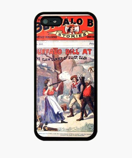 Funda iPhone Buffalo Bill