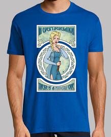 Buffy Frozen (camisetas chico y chica)