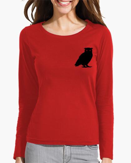 Camiseta Búho Vigilante (Mujer)