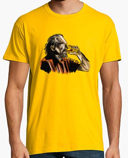 Camiseta Bukowski