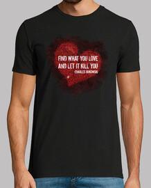 Bukowski (camisetas chico y chica)