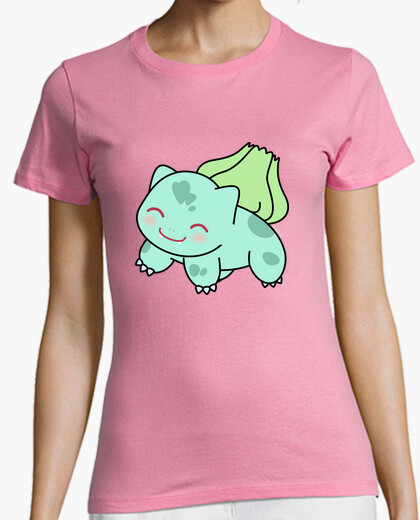 Camiseta Bulbasaur kawaii