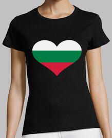bulgaria bandiera cuore