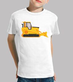 bull dozer / bul doc er / bulldozer