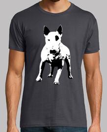 Bull Terrier parche