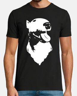 bull terrier pop art!