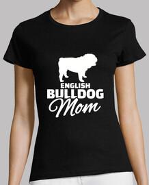 bulldog anglais maman