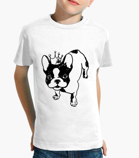Ropa infantil Bulldog francés