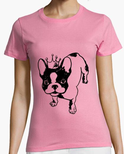 Camiseta Bulldog francés