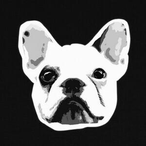 Bulldog Frances T-shirts