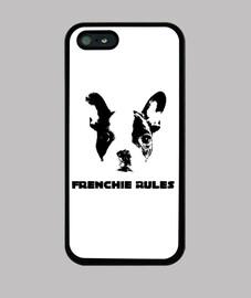 Bulldog Frances Frenchie Rules