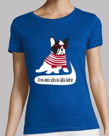 Bulldog frances hipster