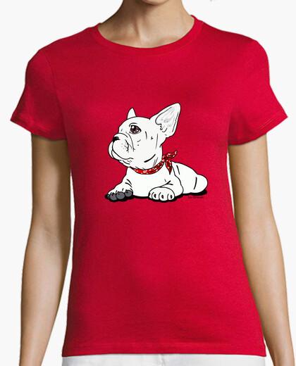 T-shirt bulldog francese.