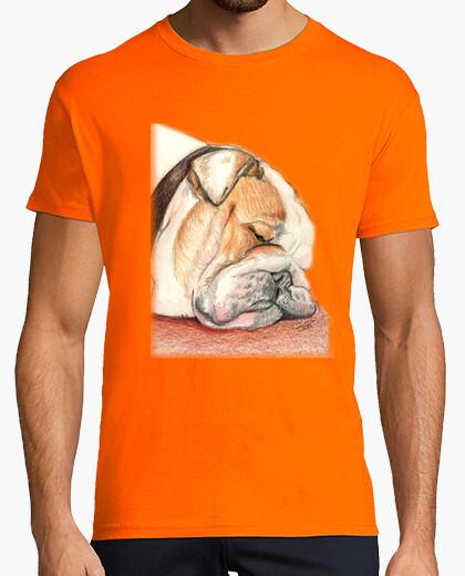 Camiseta Bulldog inglés Alfie