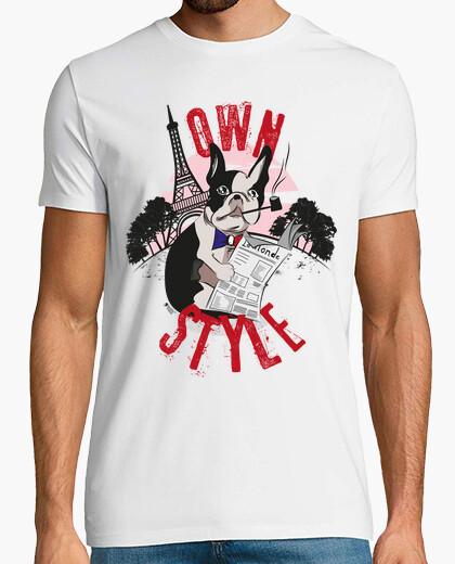 Camiseta Bulldog Own Style