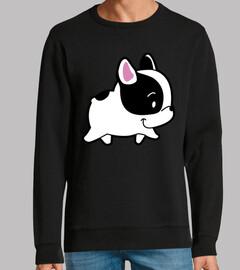 Bulldog Paseando
