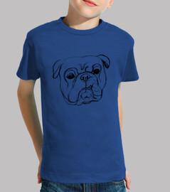 bulldog rabioso