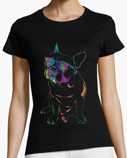 Camiseta Bulldog style